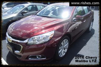2016 Chevrolet Malibu Limited LTZ ECO in Ogdensburg New York