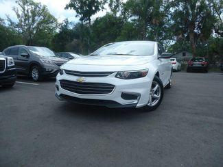 2016 Chevrolet Malibu LS SEFFNER, Florida 5