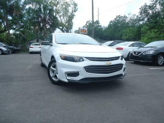 2016 Chevrolet Malibu LS SEFFNER, Florida 8