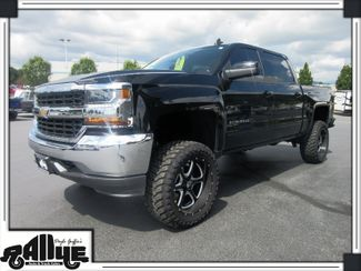 "2016 Chevrolet Silverado 1500 4WD CREWCAB LT 5.3 V8 *6""LIFT & 20""WHEELS* Burlington, WA"