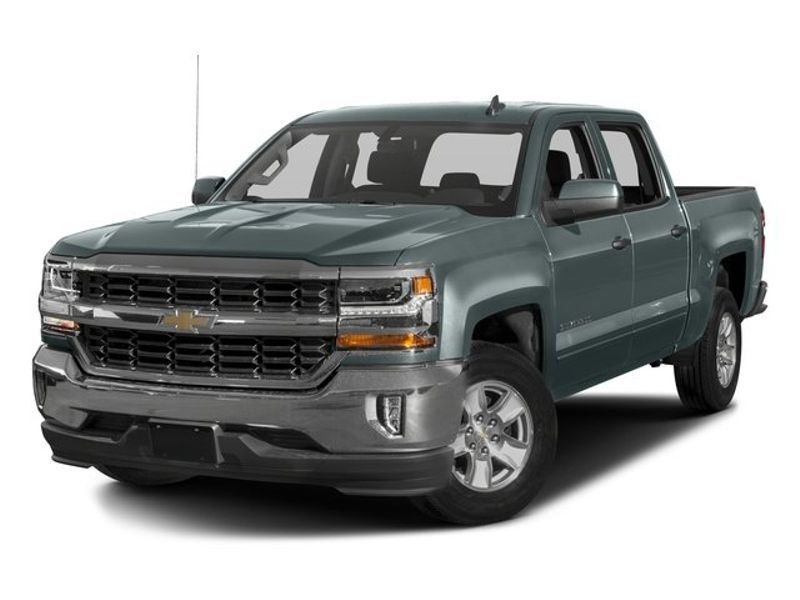 2016 Chevrolet Silverado 1500 LT  city TX  College Station Ford - Used Cars  in Bryan-College Station, TX