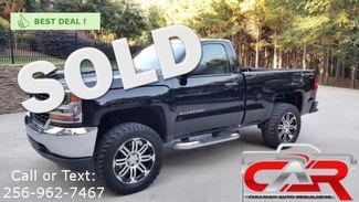 2016 Chevrolet Silverado 1500 LS 4x4 | Cullman, AL | Cullman Auto Rebuilders in Cullman AL