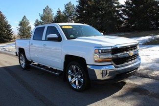 2016 Chevrolet Silverado 1500 in Great Falls, MT