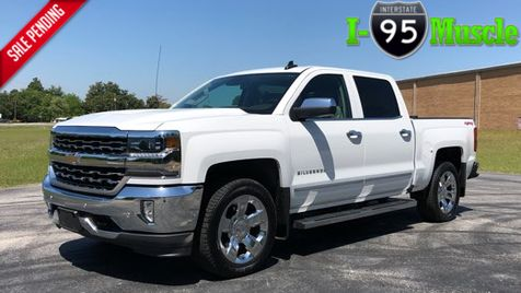 2016 Chevrolet Silverado 1500 LTZ 4x4 in Hope Mills, NC
