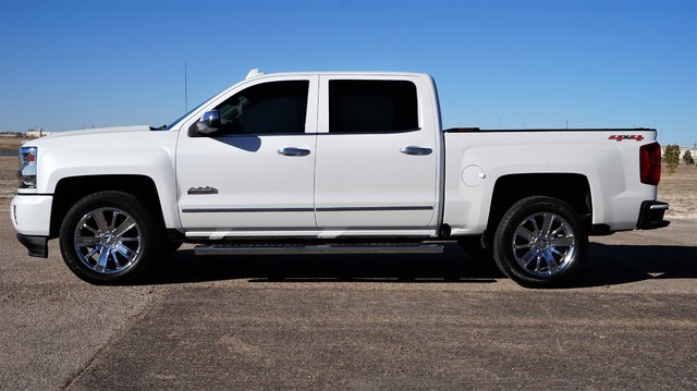 2016 chevrolet silverado 1500 high country ebay. Black Bedroom Furniture Sets. Home Design Ideas