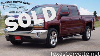 2016 Chevrolet Silverado 1500 in Lubbock Texas