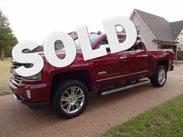 2016 Chevrolet Silverado 1500 High Country   Marion, Arkansas   King Motor Company