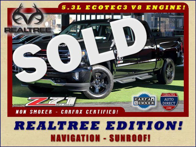 2016 Chevrolet Silverado 1500 LTZ Crew Cab 4x4 Z71 - REALTREE EDITION! Mooresville , NC 0