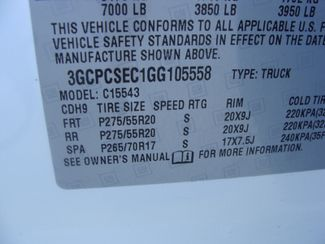2016 Chevrolet Silverado 1500 LTZ Richardson, Texas 71