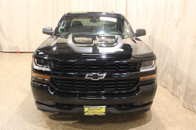 2016 Chevrolet Silverado 1500 Custom Roscoe, Illinois 9