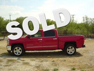2016 Chevrolet Silverado 1500 LTZ San Antonio, Texas