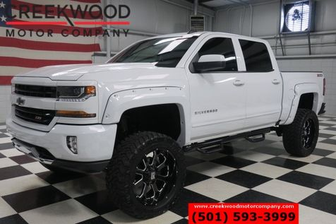 2016 Chevrolet Silverado 1500 LT 4x4 Z71 Nav Leather Htd 22s Lifted 1 Owner in Searcy, AR