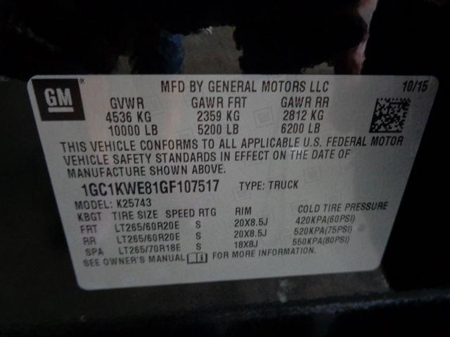 2016 Chevrolet Silverado 2500HD LTZ Corpus Christi, Texas 50