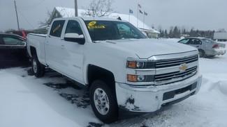 2016 Chevrolet Silverado 2500HD LT in Derby, Vermont