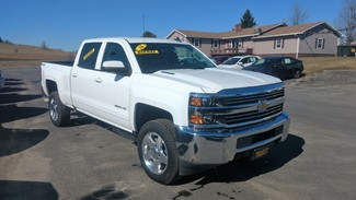 2016 Chevrolet Silverado 2500HD LT in Derby, Vermont