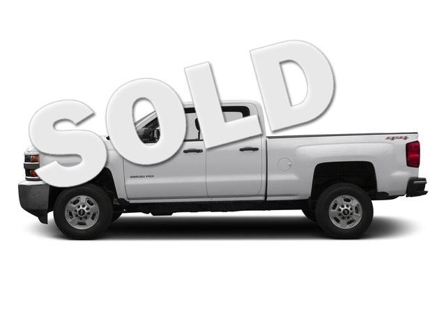 2016 Chevrolet Silverado 2500HD Work Truck  VIN 1GC2CUEG8GZ189953 k miles  AMFM AC Cruise