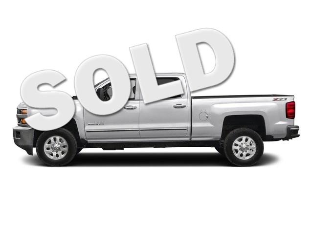 2016 Chevrolet Silverado 2500HD Work Truck  VIN 1GC1CUEGXGF155834 k miles  AMFM AC Cruise