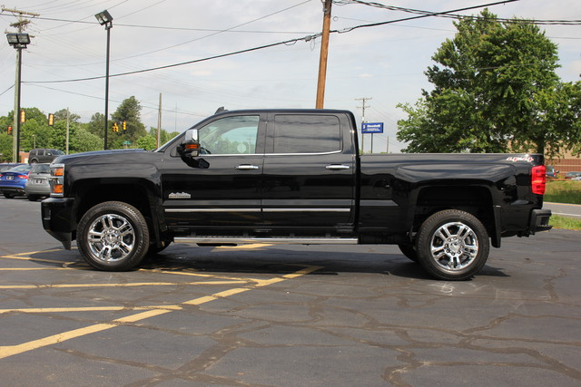 2016 chevrolet silverado 2500 high country ebay. Black Bedroom Furniture Sets. Home Design Ideas