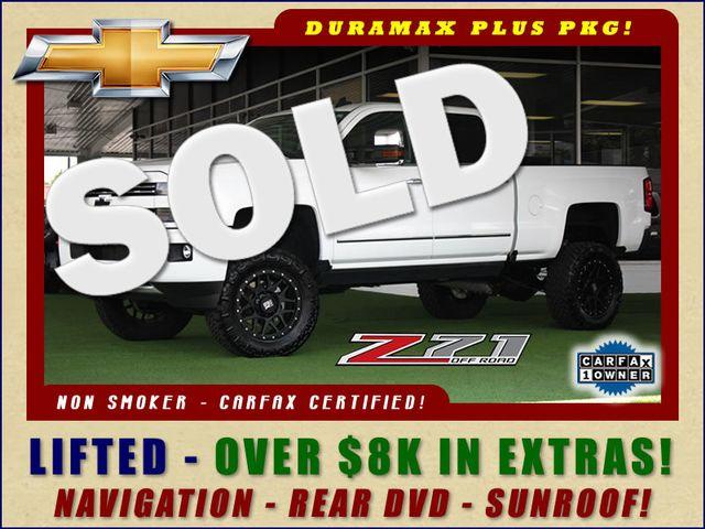 2016 Chevrolet Silverado 2500HD LTZ PLUS Crew Cab 4x4 Z71 - LIFTED! Mooresville , NC 0