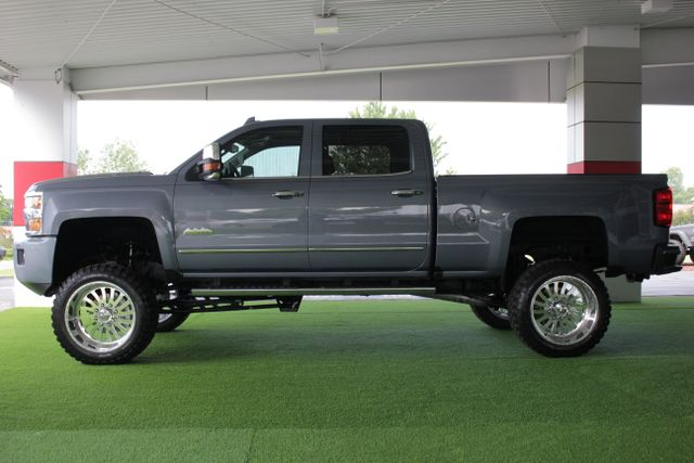 2016 Chevrolet Silverado 2500HD High Country Crew Cab 4x4 - LIFTED - Mooresville , NC 14