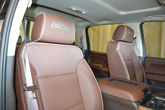 2016 Chevrolet Silverado 2500HD High Country Roscoe, Illinois 21