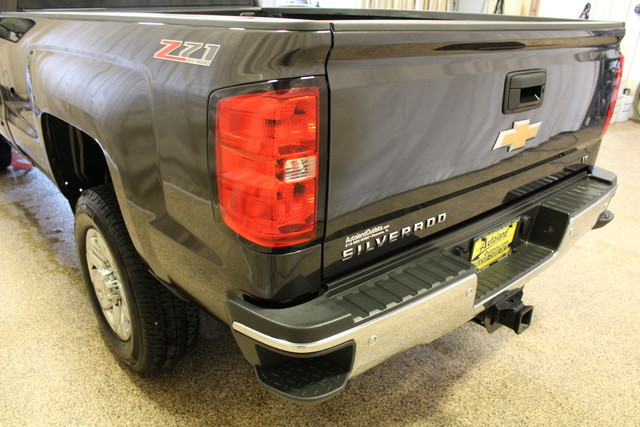 2016 Chevrolet Silverado 2500HD long bed LT Roscoe, Illinois 5