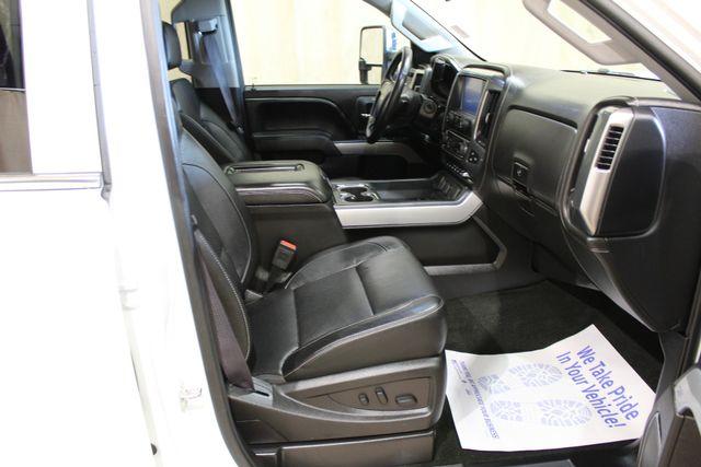 2016 Chevrolet Silverado 2500HD LTZ Roscoe, Illinois 19