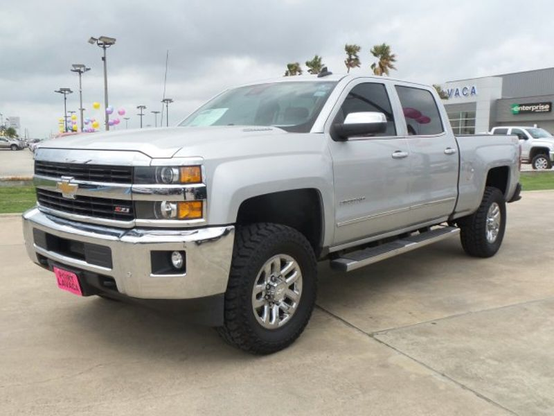 2016 Chevrolet Silverado 2500HD LTZ   Texas  Victoria Certified  in , Texas