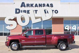 2016 Chevrolet Silverado 3500HD High Country 4x4 Duramax Conway, Arkansas