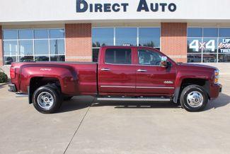 2016 Chevrolet Silverado 3500HD High Country 4x4 Duramax Conway, Arkansas 7