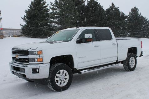 2016 Chevrolet Silverado 3500HD LTZ in Great Falls, MT