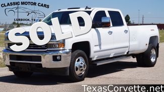 2016 Chevrolet Silverado 3500HD in Lubbock Texas