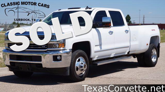 2016 Chevrolet Silverado 3500HD LTZ 4X4   Lubbock, Texas   Classic Motor Cars