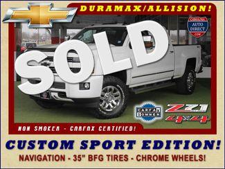2016 Chevrolet Silverado 3500HD LT Crew Cab 4x4 Z71 - CUSTOM SPORT EDITION! Mooresville , NC