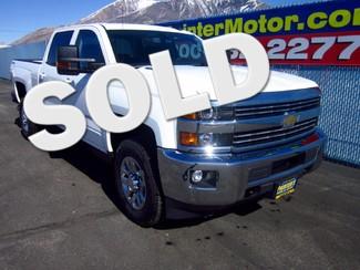 2016 Chevrolet Silverado 3500HD LTZ Nephi, Utah