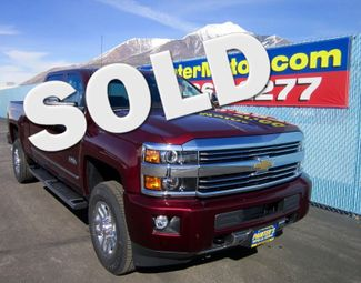 2016 Chevrolet Silverado 3500HD High Country Nephi, Utah