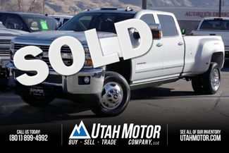 2016 Chevrolet Silverado 3500HD in Orem Utah