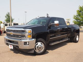 2016 Chevrolet Silverado 3500HD LTZ Pampa, Texas