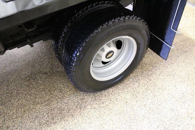 2016 Chevrolet Silverado 3500HD Dump with plow Roscoe, Illinois 23