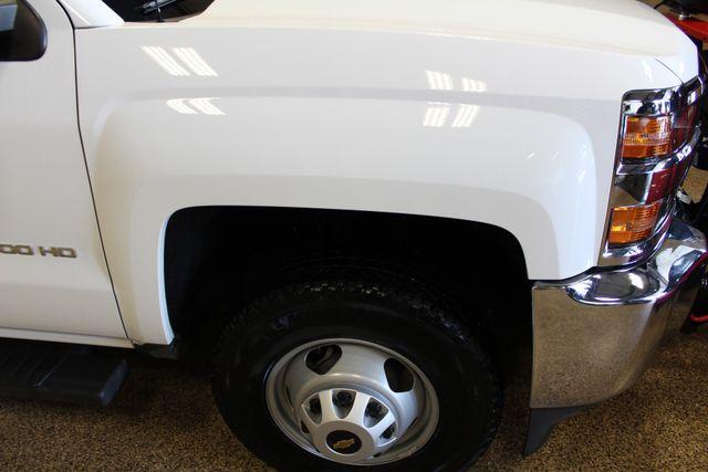 2016 Chevrolet Silverado 3500HD Dump with plow Roscoe, Illinois 6
