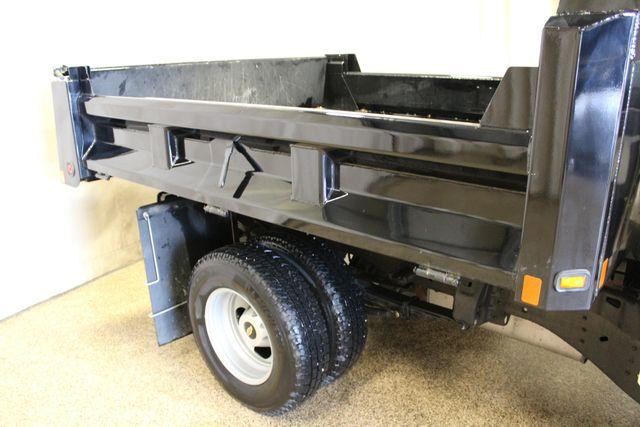 2016 Chevrolet Silverado 3500HD Dump with plow Roscoe, Illinois 17