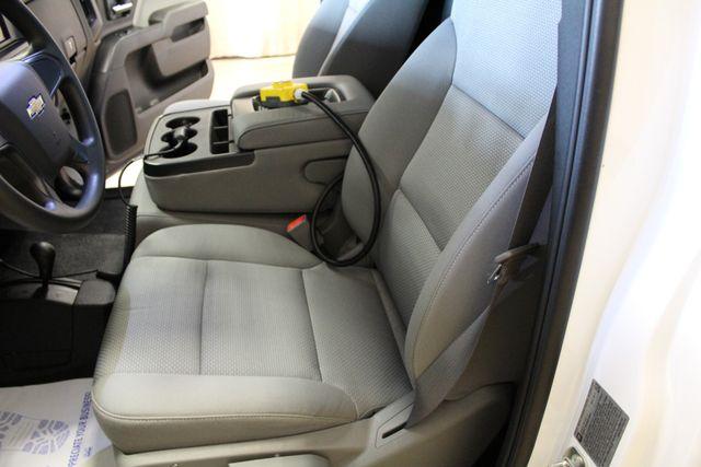 2016 Chevrolet Silverado 3500HD Dump with plow Roscoe, Illinois 21