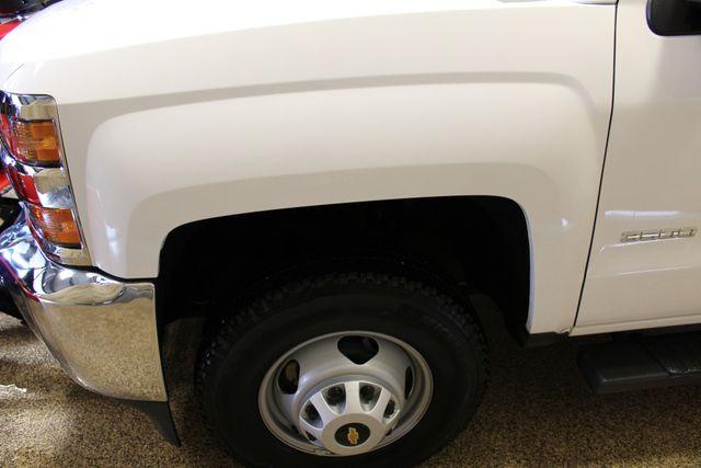 2016 Chevrolet Silverado 3500HD Dump with plow Roscoe, Illinois 5