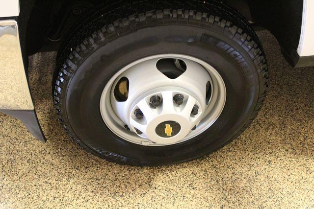 2016 Chevrolet Silverado 3500HD Dump with plow Roscoe, Illinois 26