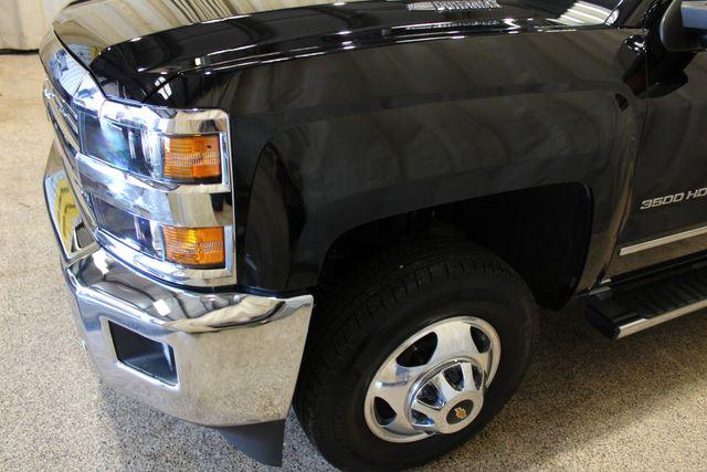 2016 Chevrolet Silverado 3500HD LTZ Roscoe, Illinois 12