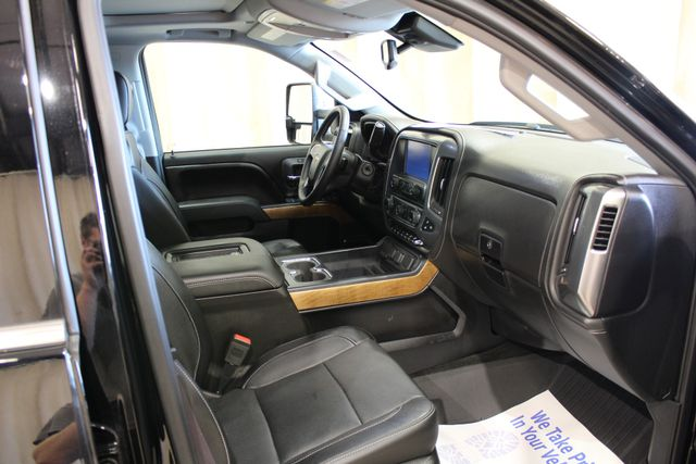 2016 Chevrolet Silverado 3500HD LTZ Roscoe, Illinois 18
