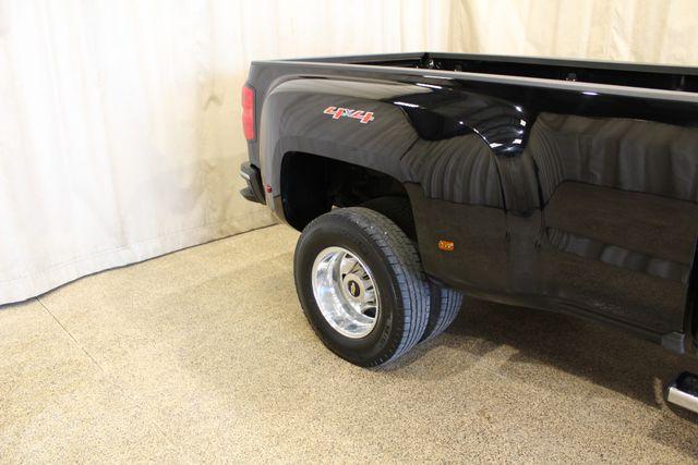 2016 Chevrolet Silverado 3500HD LTZ Roscoe, Illinois 6