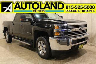 2016 Chevrolet Silverado 3500HD Work Truck Roscoe, Illinois