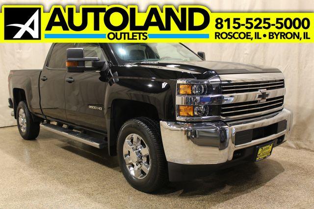 2016 Chevrolet Silverado 3500HD Work Truck Roscoe, Illinois 0
