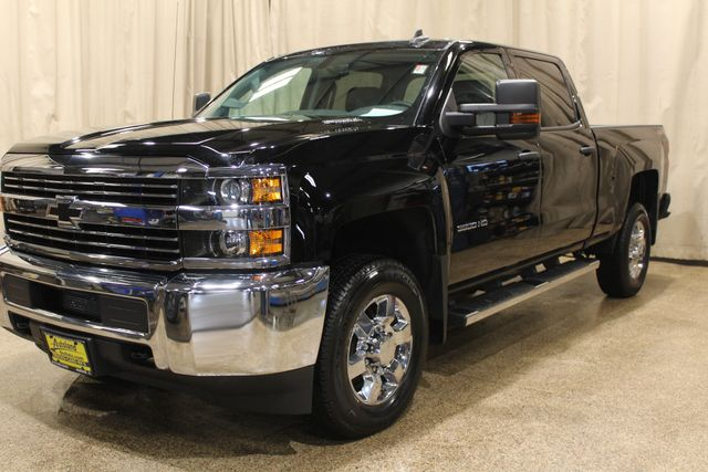 2016 Chevrolet Silverado 3500HD Work Truck Roscoe, Illinois 2